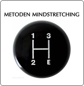 Mindstretching Ikon III svart